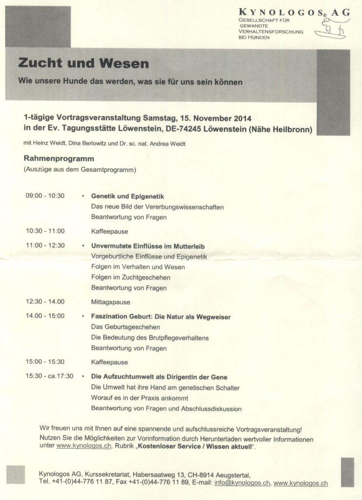 Weidt Seminar 1