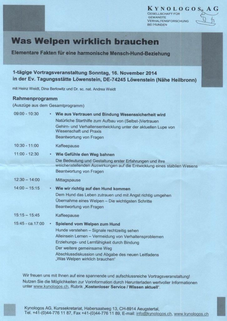 Weidt Seminar 2